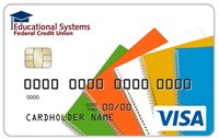 image of visa card